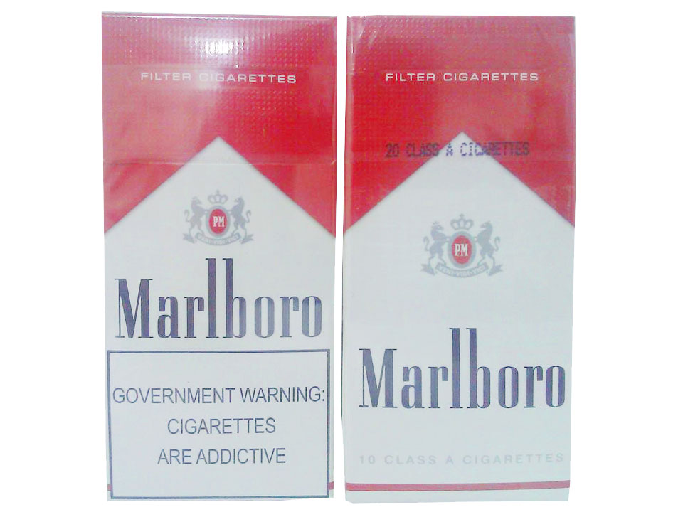 How much are Marlboro lights in Texas